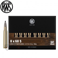 20 Munitions RWS cal 8X68S...