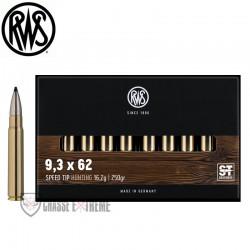 20 Munitions RWS cal 9.3X62...