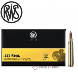 20 Munitions RWS cal 223...