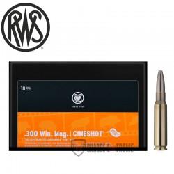 50 Munitions RWS cal 300...