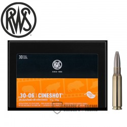 50 Munitions RWS cal 30-06...