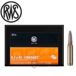 50 Munitions RWS cal 9,3X62...