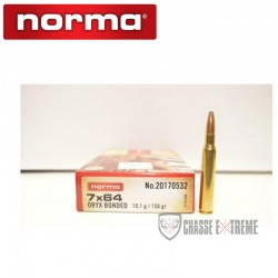 20 Munitions-NORMA-Cal 7x64-156gr-Oryx