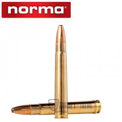 20 Munitions-NORMA-Cal 375 H&H Mag-300gr-Oryx