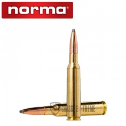 20 Munitions-NORMA-Cal 6,5x55-140gr-Nosler Partition