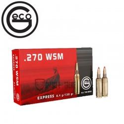 20 Munitions GECO cal 270...