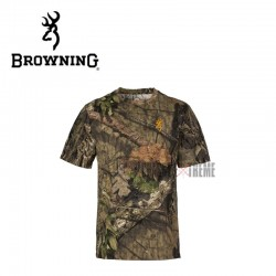 TEE SHIRT BROWNING WASATCH...