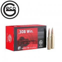 50 Munitions GECO cal 308...