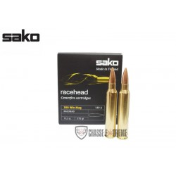 10 MUNITIONS SAKO RACEHEAD...