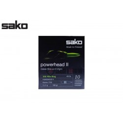 10 MUNITIONS SAKO POWERHEAD...