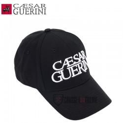 CASQUETTE CAESAR GUERINI NOIR