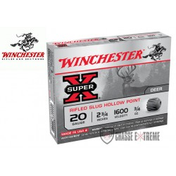 5 Cartouches WINCHESTER...