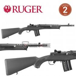 Carabine-ruger-mini-14-tactical-1612-20-cps-calibre-300-blk-avec-cache-flamme
