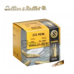 50 Munitions S&B cal 222...