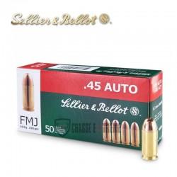 50 Munitions S&B cal 45...