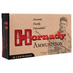 20 Munitions HORNADY cal...