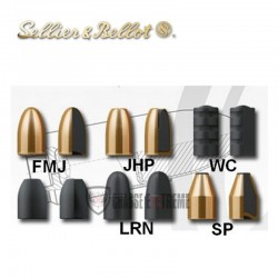 100 Ogives S&B cal 9mm...