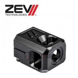 Compensateur ZEV PRO V2 9mm Noir