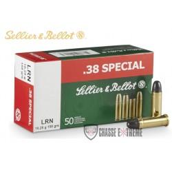 50 Munitions S&B cal 38...