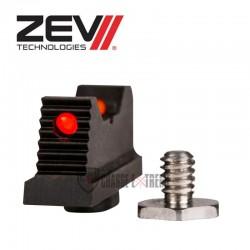 Guidon ZEV Fibre Optique .230''