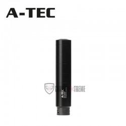 Silencieux A-TEC SMG cal 9X19 pour CZ Scorpion Evo 3
