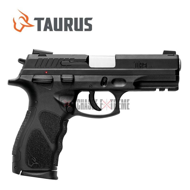 Pistolet TAURUS TH9 Noir cal 9x19