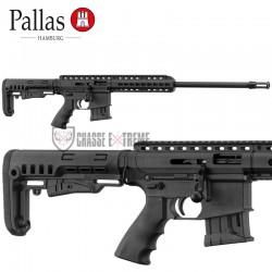 Carabine-Deep-Pallas-Semi-Auto-SA15-22lr-Noire