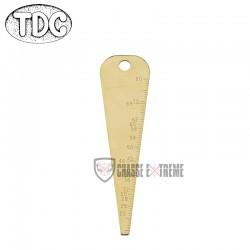 Jauge De Calibre-TDC