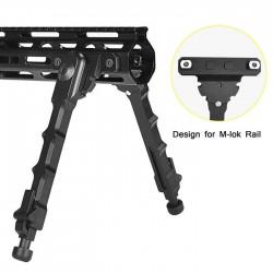 Bipied V9 pour rail M-lok
