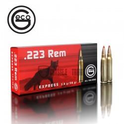 20 Munitions GECO cal 223...