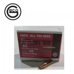 Ogives-GECO-calibre-30-170-gr-Plus
