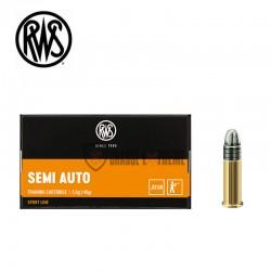 Munitions-RWS-Semi-Auto-calibre-22-Lr-40-gr-