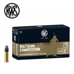 50 Munitions RWS Biathlon...