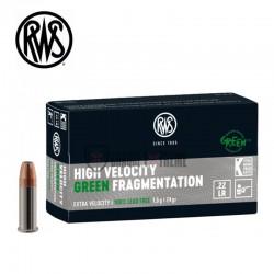 Munitions-RWS-High-Velocity-Green-Fragmentation-cal-22-Lr-24-gr