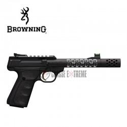 pistolet-browning-buck-mark-plus-vision-black-ufx-calibre-22lr