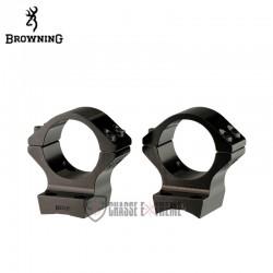 Colliers-BROWNING-Intégré X-Bolt-Xlock Mat 30mm