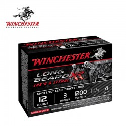 10 Cartouches WINCHESTER...