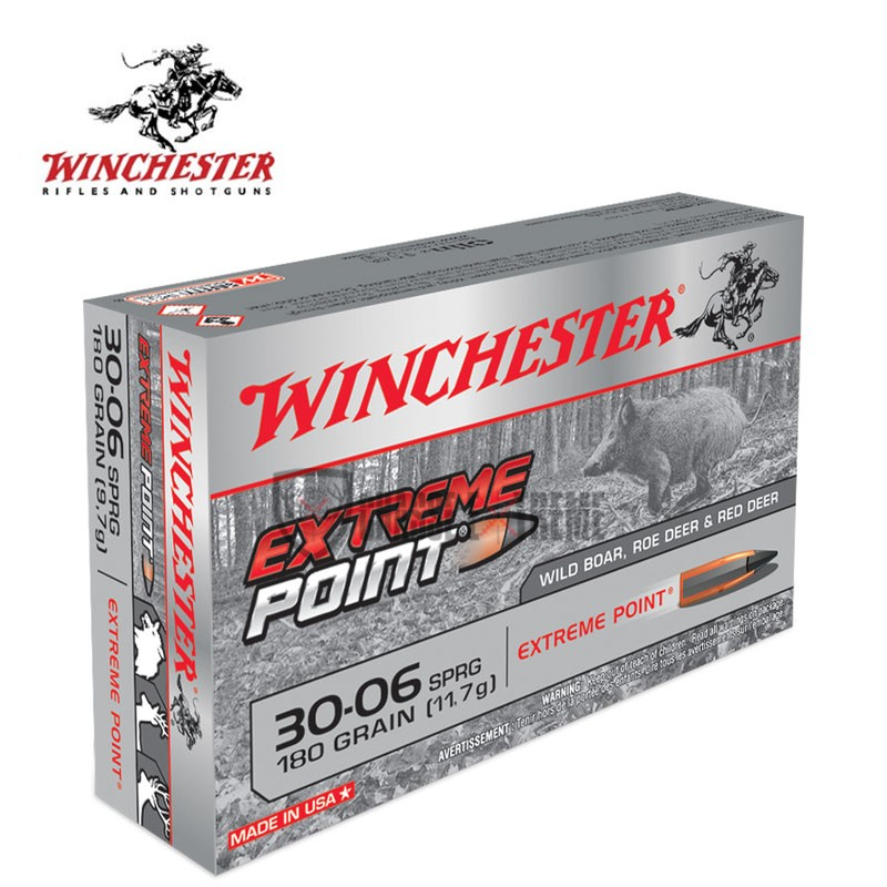 20-munitions-winchester-calibre-30-06-180gr-extreme-point