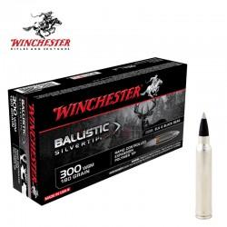 20-munitions-winchester-calibre-300-wsm-180gr-ballistic-silvertip