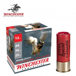25 Cartouches WINCHESTER...