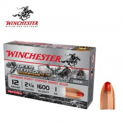 cartouches-winchester-slug-deer-season-lead-free-28g-calibre-1270