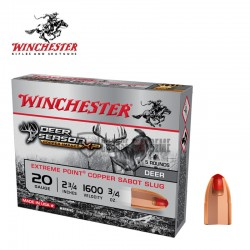 cartouches-winchester-slug-deer-season-lead-free-21g-calibre-2070