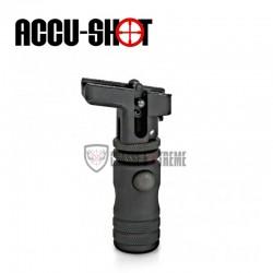 monopode-accu-shot-a-hauteur-standard-avec-quick-knob-375-485-locking-stud-mount
