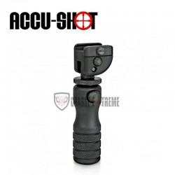 monopode-accu-shot-precision-rail-prm-a-hauteur-medium-avec-quick-knob-475-565-