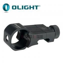 interface-lampe-olight-sur-rail-picatinny-