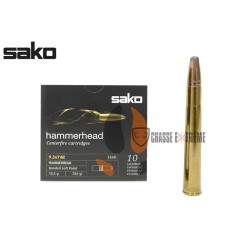 MUNITIONS SAKO 9,3x74 R...