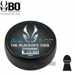 Plombs-the Black Ops Soul-Dynamic-cal 5.5 mm
