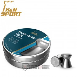 500-Plombs-H&N-Final-Match-Light-cal 4.5 mm