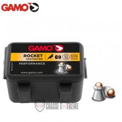 150-Plombs-GAMO-Rocket-Tête-Acier-cal 4.5 mm