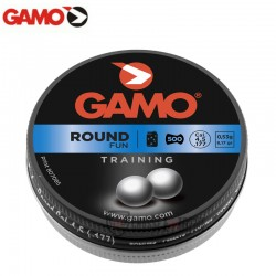 500 Plombs GAMO Round Fun...
